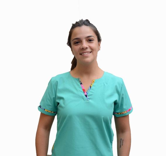 Ambos Medicos De Diseño Arciel Uniforme De Sanidad Verde