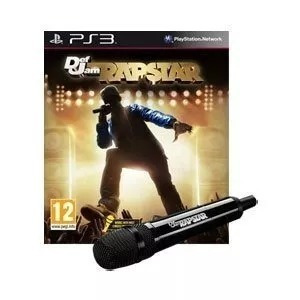 Jogo Def Jam Rapstar Playstation 3 Ps3