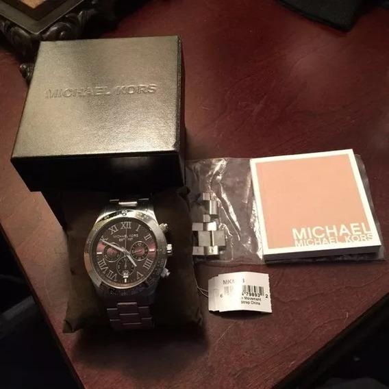 Relógio Luxo Michael Kors Mk8213 Orig Chron .