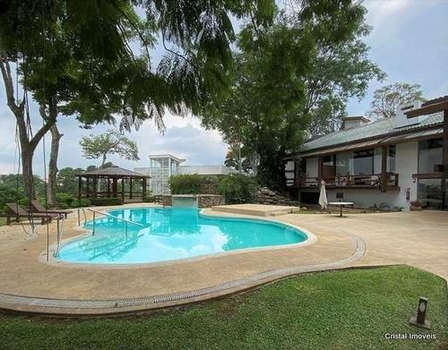 Imagem 1 de 30 de Casa Para Venda, 1 Dormitórios, Granja Viana - Cotia - 23988