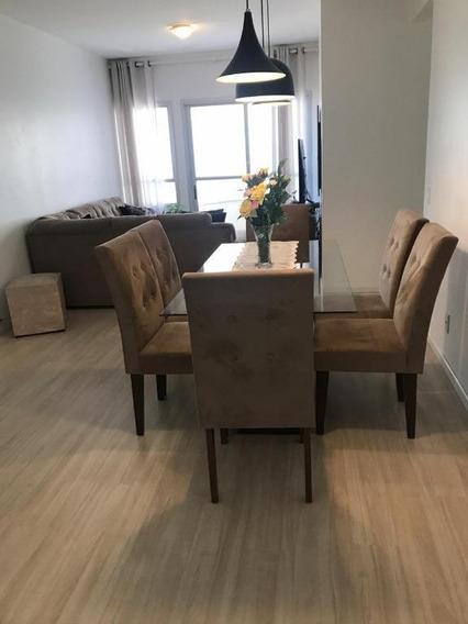 Apartamento Em Coqueiros, Florianópolis/sc De 91m² 3 Quartos Para Locação R$ 2.800,00/mes - Ap323456