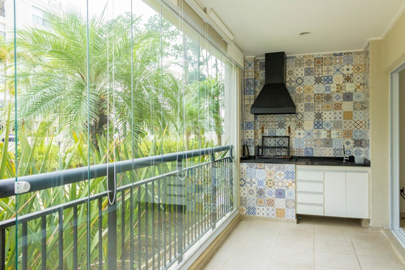Apartamento Garden Com 2 Dormitórios À Venda, 138 M² Por R$ 1.210.000,00 - Tremembé - São Paulo/sp - Gd0017