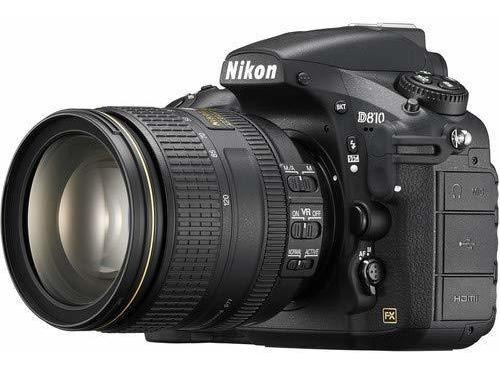 Nikon D810 Dslr Camara 24-120mm Lente International Model ®