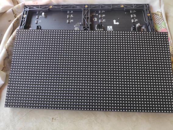 Modulo Painel De Led P5 Indoor, 32x16 Cm