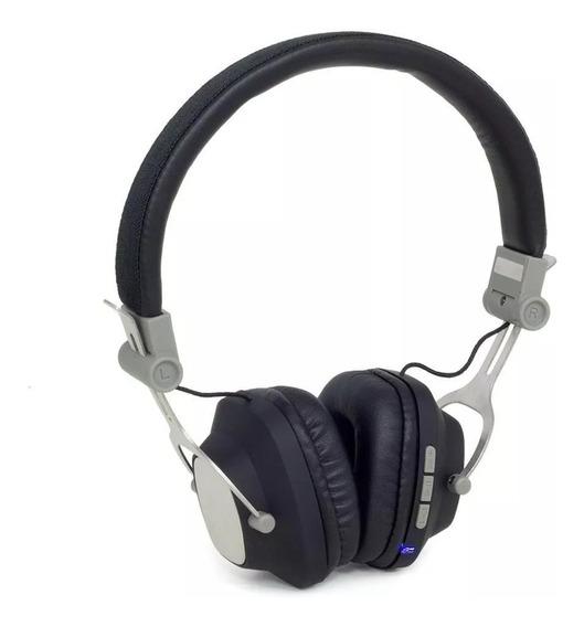 Fone De Ouvido Bomber Quake Preto Hb11 Bluetooth Headphone