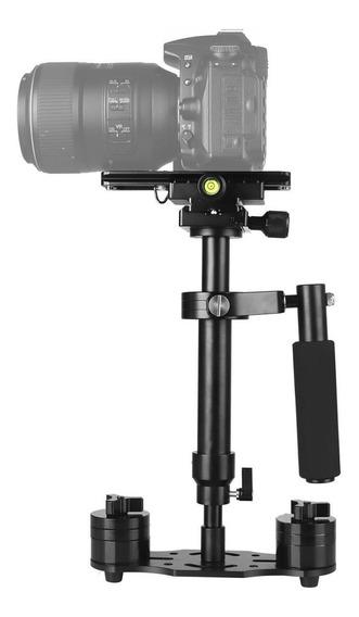 Steadycam S40 Suporte Estabilizador De Câmeras Filmadoras