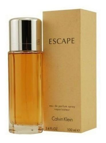 Escape By Calvin Klein Edp Perfume Para Mujer 3.4 Oz
