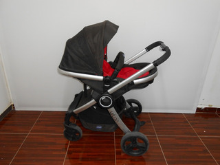 Carriola De Bebe Marca Chicco Duo Urban Portabebe Base