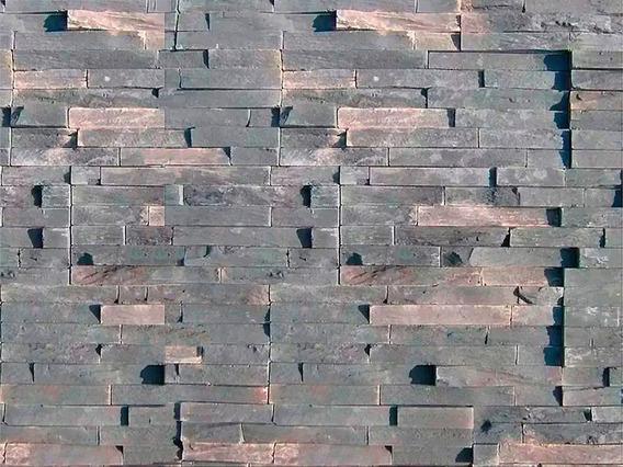 Revestimiento Simil Piedra Ecostone Serrana Oxido Caja Cuota