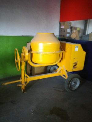 Mezcladora De Concreto Marca Iveti Ss 2000