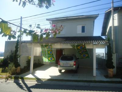 Ref: 10969 Terras De São Fernando!! Sobrado C/ 3 Suítes - R$ - 10969