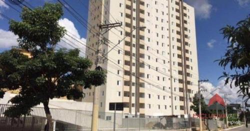 Imagem 1 de 28 de Apartamento Com 2 Dormitórios À Venda, 56 M² Por R$ 235.000,00 - Jardim Santa Inês Ii - São José Dos Campos/sp - Ap3487