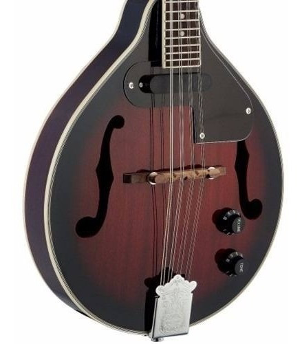 Stagg Mandolina Electroacústica M50e