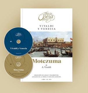 Antonio Vivaldi - This Is Opera - Libro + Cd + Dvd