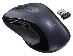 Mouse Logitech Wireless M510 Preto Sem Fio 1000dpi
