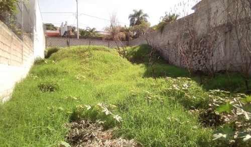Terreno Urbano En Brisas / Temixco - Tbr-784-tu