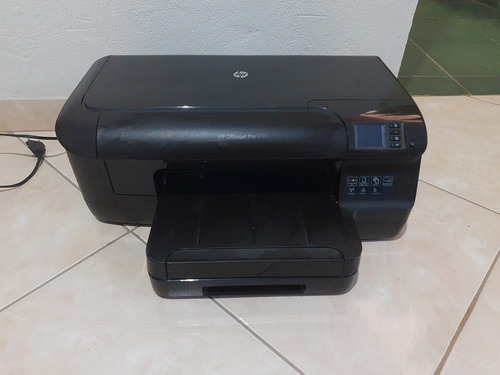 Imagem 1 de 3 de Impressora Officejet Pro 8100