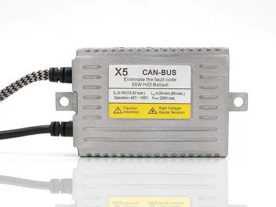 Dlt X5 Par De Reator 55w Canbus