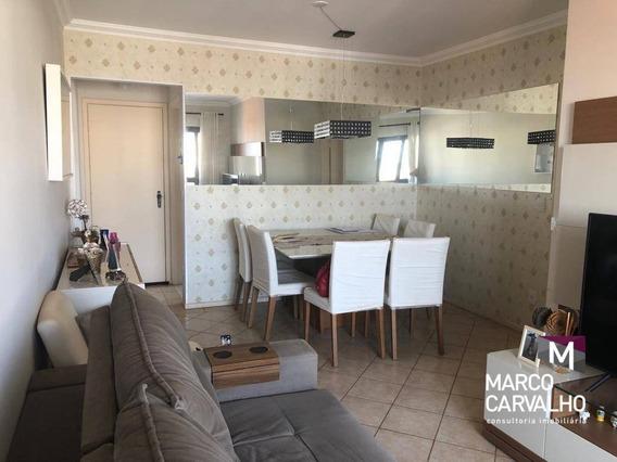 Apartamento Com 3 Dormitórios À Venda, 126 M² Por R$ 380.000,00 - Alto Cafezal - Marília/sp - Ap0235