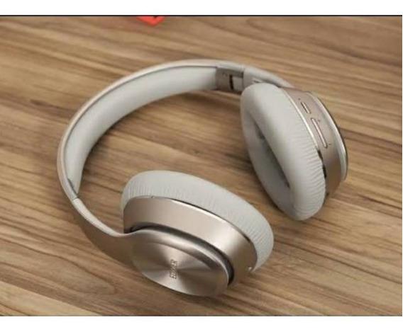 Fone De Ouvido Sem Fio Edifier W820bt Bluetooth Gold