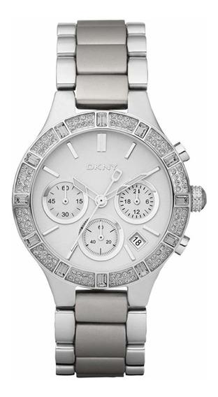 Reloj Dkny Aluminum Gray Broadway