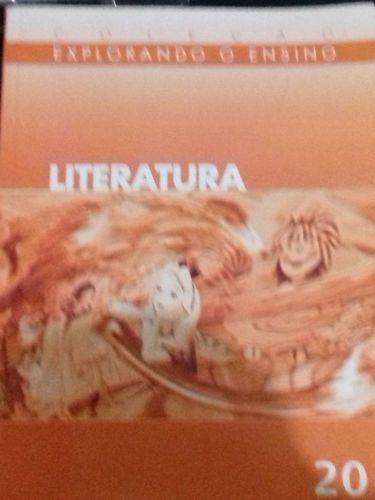 Livro Coleção Explorando O Ensino - Literatura Mec
