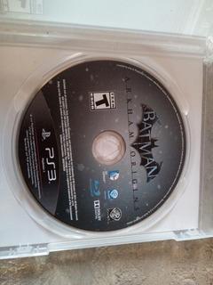 Juego Batman Arkham Origins