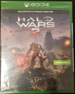Halo Wars 2 - Xbox One. Original, Sellado Y En Español!