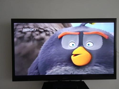 Tv Sony Bravos 46  + Control Perfecto Estado Sin Detalles