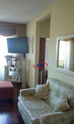 Imagem 1 de 18 de Apartamento Com 3 Dormitórios À Venda, 72 M²  - Rudge Ramos - São Bernardo Do Campo/sp - Ap3321