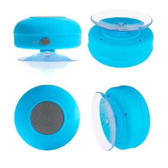 Caixinha De Som A Prova De Água Bluetooth Kit 3 Unidades