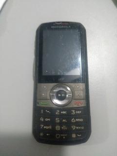 Celular Motorola I418 Com Defeito Para Retirada De Peças