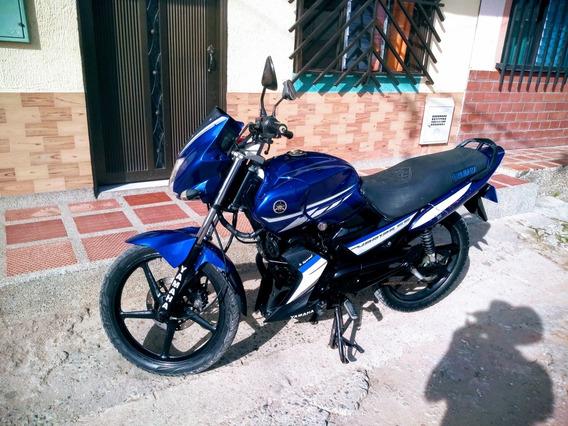 Yamaha Ybr 125 Ss 2010