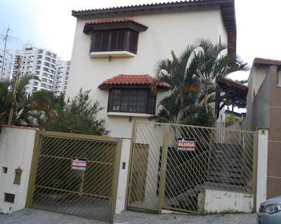 Sobrado Na Vila Rosália Em Guarulhos - Hma189 - 32356022