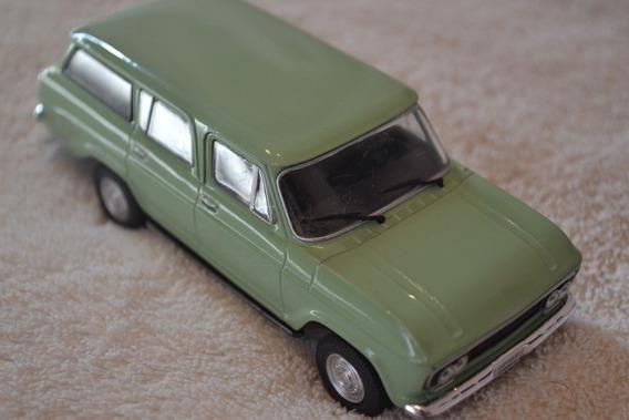 Miniatura Chevrolet Veraneio - Escala 1/43