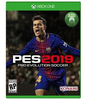 Pes 19 Xbox One Djv Pro Evolution Soccer 2019 Offline