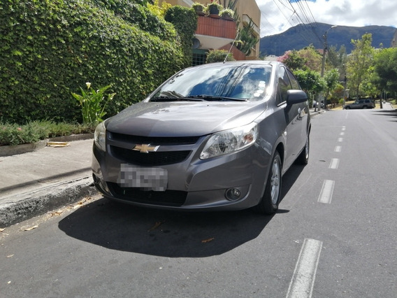 Chevrolet Sail 2013 Full Equipo. 55.000 Kms. Único Dueño.