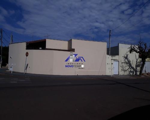 Casa A Venda Em Araçatuba Com 4 Dorms E 2 Vagas - Ca00807 - 69401653