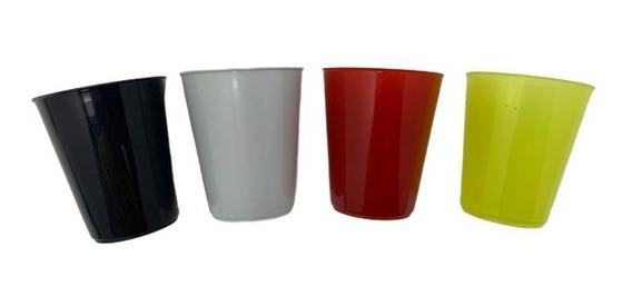 20 Mini Vaso Vasito Shot Plástico 3oz 4679 1.286 Xaviplas