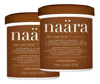 Kit 2 Potes - Naara Skin Care Chocolate - Original Jeunesse!