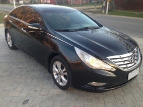Hyundai Sonata Limited 2.4 Nafta Super Full 2011. Permuto!!