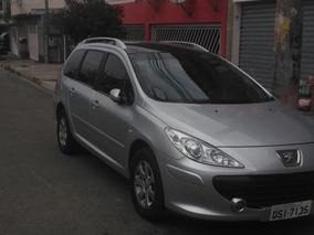 Peugeot 307 Sw 2.0 Aut. 5p 2007 Carros E Caminhonetes