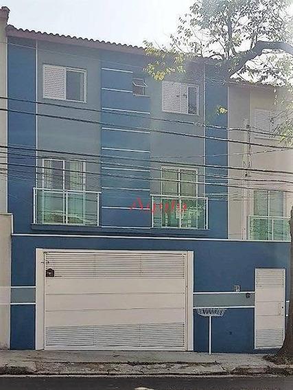 Sobrado Com 3 Dormitórios À Venda, 128 M² Por R$ 575.000 - Campestre - Santo André/sp - So1103