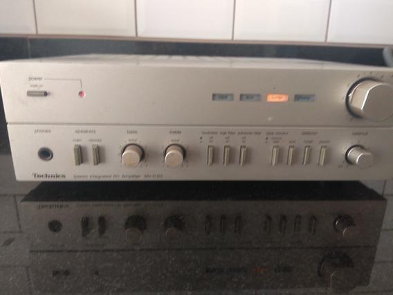 Amplificador Technics Su-c 03/sansui/pionner/marantz/akai/gr