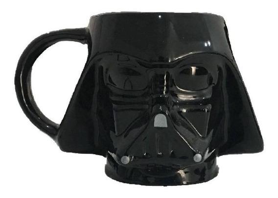 Caneca Personalizada Darth Vader - Star Wars Oficial 3d