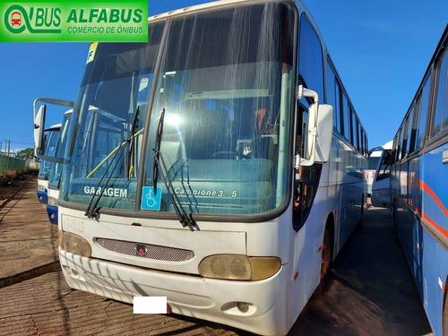 Ônibus Mercedes Benz/o400rs,comil Campione, 00/00, Wc,cabine