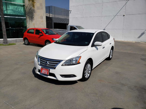 Nissan Sentra 1.8 Advance L4 Cvt 2013