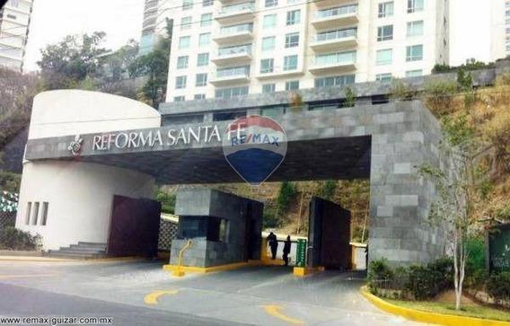 Venta Depto. Con Balcón Reforma Santa Fe Vasco De Quiroga