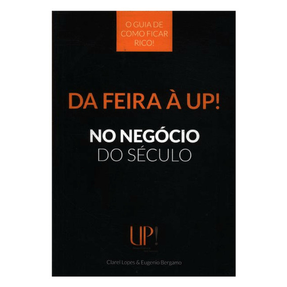 Marketing Livro Da Feira Á Up Livro De Marketing Multinivel