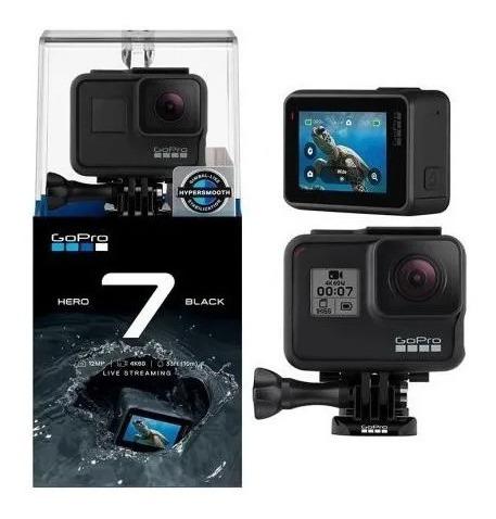 Câmera Digital Gopro Hero 7 Black 12mp 4k Original Nova